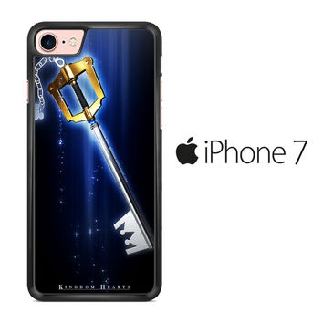 Kingdom Hearts Sora Keyblade iPhone 7 Case