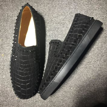 Cl Christian Louboutin Flat Style #748 - Best Deal Online