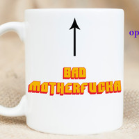 Bad Mofo Mug - Pulp Fiction Inspired