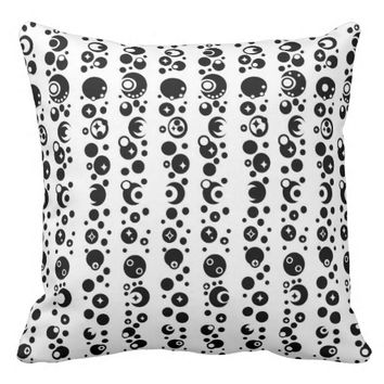 Cotton Throw Pillow 20x20