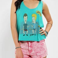 Junk Food Beavis & Butthead Tank Top