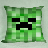 New Minecraft   - Design for Pillow case
