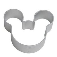 SODIAL- Mickey Mouse Face Shape Cookie Cutter