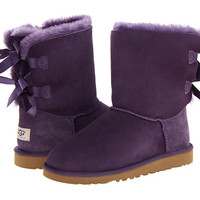 UGG Kids Bailey Bow (Big Kid) Petunia - Zappos.com Free Shipping BOTH Ways