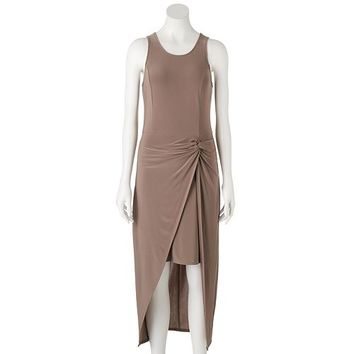 Women's Jennifer Lopez Luxe Essentials High-Low Dress