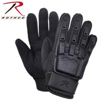 Armored Tactical Hard Back Gloves