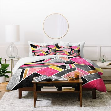 Elisabeth Fredriksson City of dreams Duvet Cover