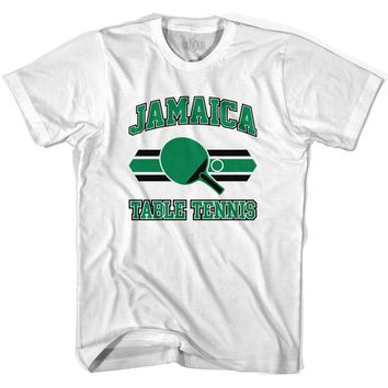 Jamaica Table Tennis Youth  Cotton T-shirt