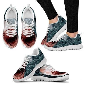 Shark- Running Shoes(Men/Women)-3D Print-Free Shipping