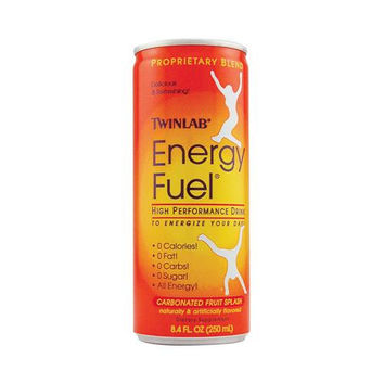 Twin Lab Energy Fuel Performance Drink (24x8.4 Oz)