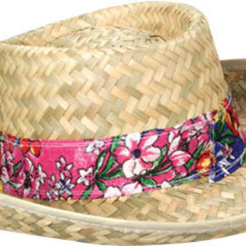Straw Gambler Hat Case Pack 15