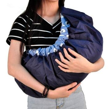 Hight Quality 5 Colors Side Carry Ergonomic Mother Feeding Bag Sling Front Facing Infant Newborn Wrap Baby Carrier Backpack