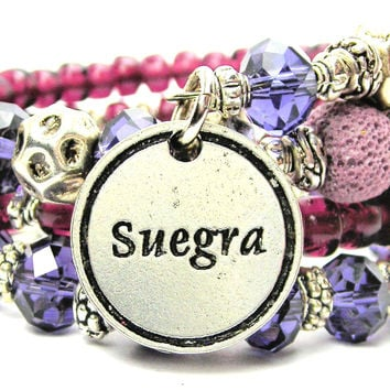 Suegra Mother In Law Multi Wrap Bracelet