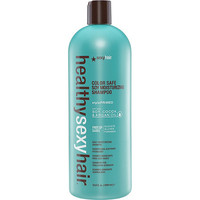 Sexy Hair Healthy Sexy Hair Color Safe Soy Moisturizing Shampoo 33.8 oz Ulta.com - Cosmetics, Fragrance, Salon and Beauty Gifts