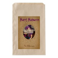 Happy Halloween Picture Frame Goodie Bag