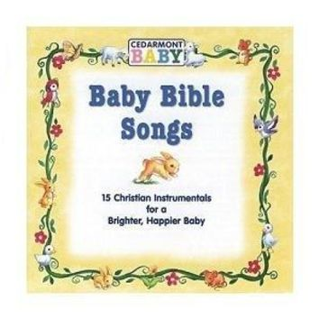 Cedarmont Kids - Baby Bible Songs - 15 Christian Instrumentals for a Brighter Happier Baby CD