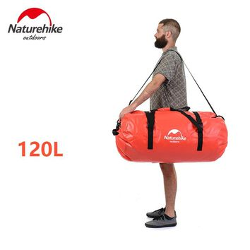 NatureHike Factory Store waterproof bag camel bag backpack for beach rafting drifting swimming waterproof bag 40L-60L