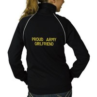 Army Embroidered Jacket from Zazzle.com