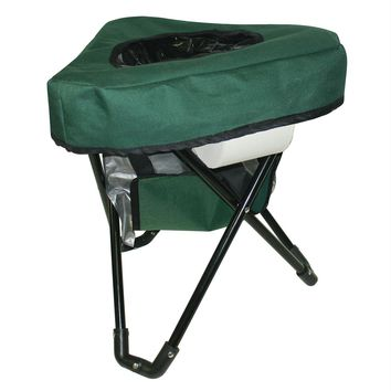 Reliance Tri-To-Go Portable Toilet-Camping Chair
