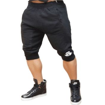 Breathable Fitness Slim Fit Shorts