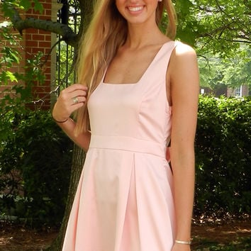 Pretty In Pink Dress, Light Pink