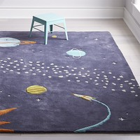 4x6' Outer Space Rug