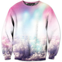 Neon Clouds Sweatshirt