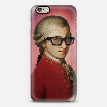 Hipster Mozart iPhone 6 case by StrangeStore | Casetify