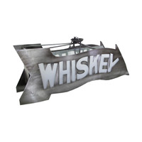 Whiskey Way Sign