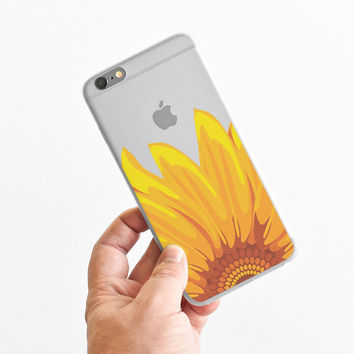 Sunflower - Super Slim - Printed Case for iPhone - S041