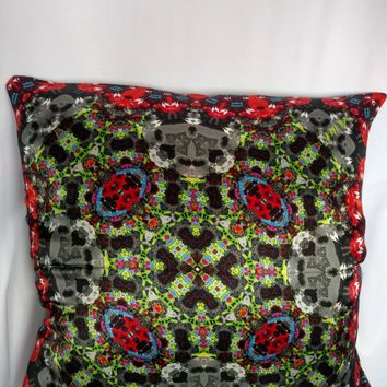 Silk Satin 16mm Pillow Cover 10 - 20x20 Inches