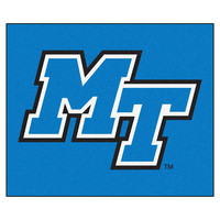 Middle Tennessee State Blue Raiders NCAA Tailgater Floor Mat (5'x6')