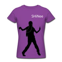 SHiNee - Color Ver. T-Shirt | Spreadshirt | ID: 6494194