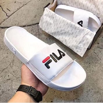 FILA disruptor2 sandal Casual Fashion Women Sandal Slipper Shoes