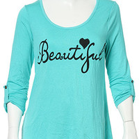 rue21 :   LACE BK H L BEAUTIFUL