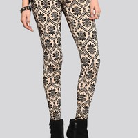 Bastille Leggings - What's New | GYPSY WARRIOR