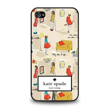 KATE SPADE ABLE iPhone 5C Case Cover