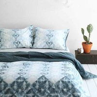 Magical Thinking Geo Galaxy Duvet Cover-
