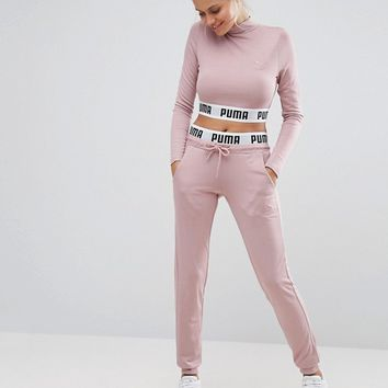 Puma Exclusive To ASOS Sweat Pants Co Ord at asos.com