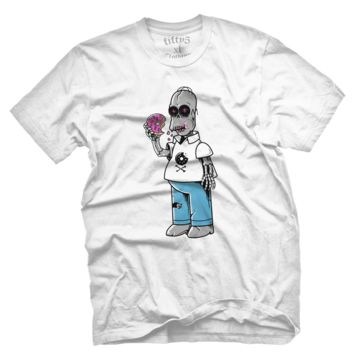 Donut to the End Mens Tee