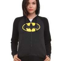 DC Comics I Am Batman Girls Hoodie