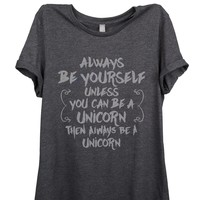 Always Be Yourself, Unicorn