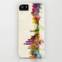 New York City Skyline iPhone & iPod Case by ArtPause