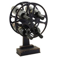 Movie Reel Wine Holder