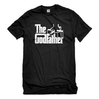 Mens The Godfather Unisex T-shirt