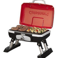 Culinary Cuisinart Petit Tabletop Gas Gourmet Camping New Portable Outdoor Grill