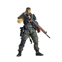 Kaiyodo Metal Gear Solid V: The Phantom Pain RM015 Venom Snake Olive Drab Fatigues Version Action Figure
