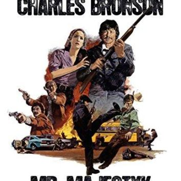 Charles Bronson & Al Lettieri & Richard Fleischer-Mr. Majestyk