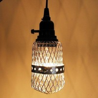 Orrington Industrial Hanging Lamp by LampGoods on Etsy