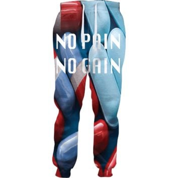 No Pain No Gain Joggers